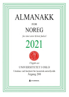 Almanakk for Noreg 2021