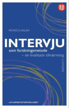 Intervju som forskningsmetode