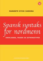 Spansk syntaks for nordmenn