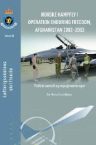 Norske kampfly i operation enduring freedom, Afghanistan 2002-2003