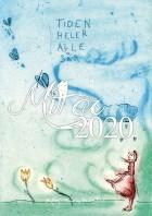 Mitt år 2020. Veggkalender