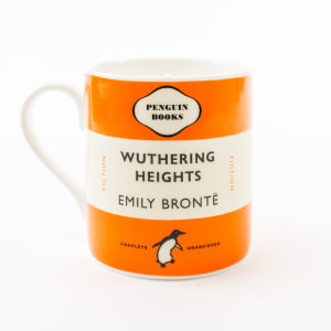Penguin MUG - Wuthering Heights: Charlotte Bronte