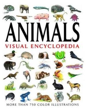 Animals visual encyclopedia