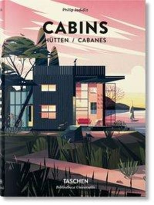 Cabins = Hutten = Cabanes
