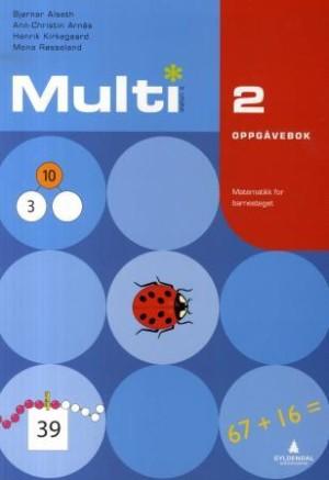 Multi 2, 2. utgåve