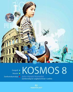Kosmos 8 elevbok - lettlest