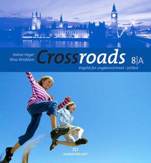 Crossroads 8A elevbok lettlest (gammel utgave)