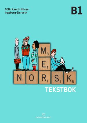 Mer norsk, Tekstbok