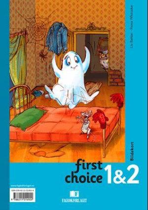 First Choice 1 & 2 Bildekort