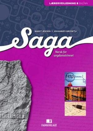 Saga 8 Lærerveiledning BM/NN