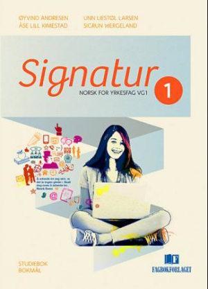 Signatur 1, d-bok