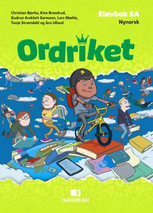 Ordriket 5A Elevbok, d-bok