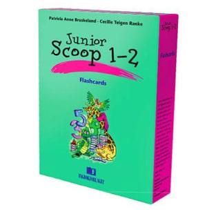 Junior Scoop 1-2 Flashcards