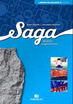Saga 9 Lærerveiledning