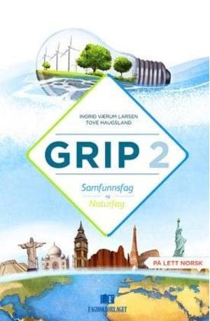 Grip 2 Samfunnsfag og naturfag Grunnbok, d-bok