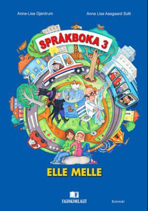Elle Melle Språkboka 3, d-bok