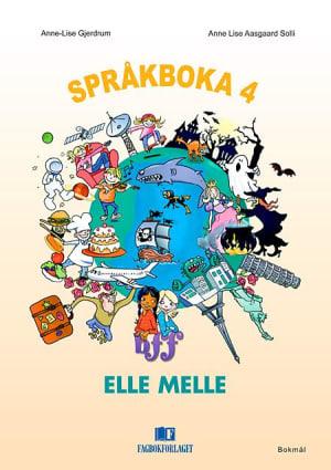 Elle Melle Språkboka 4, d-bok