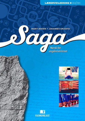 Saga 9 Lærerveiledning, d-bok