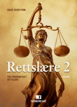Rettslære 2, d-bok