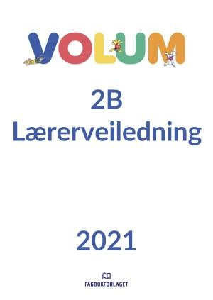 Volum 2B Lærerveiledning