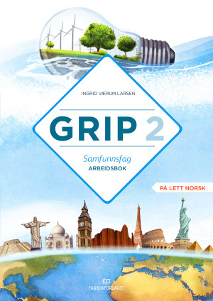 Grip 2 Samfunnsfag Arbeidsbok
