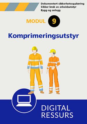 Sikker bruk av arbeidsutstyr Modul 9, powerpoint