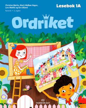Ordriket 1A Lesebok