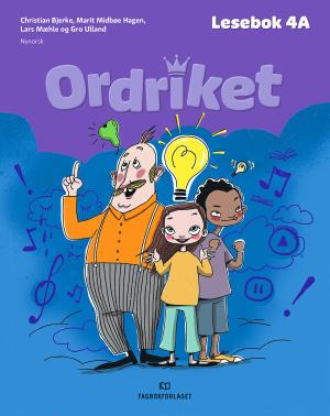 Ordriket 4A Lesebok