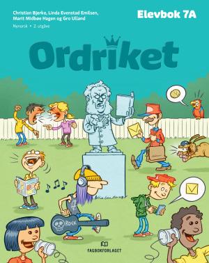 Ordriket 7AElevbok