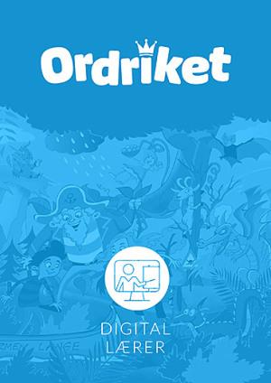 Ordriket DIGITAL LÆRAR 1-3. trinn