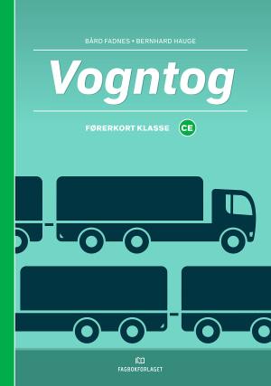 Vogntog, Grunnbok. Førerkort klasse CE