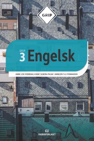 Grip 3 Engelsk Grunnbok, d-bok