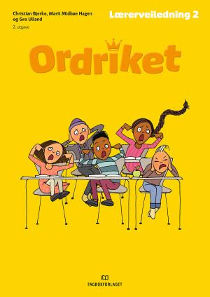 Ordriket 2 Lærerveiledning, d-bok
