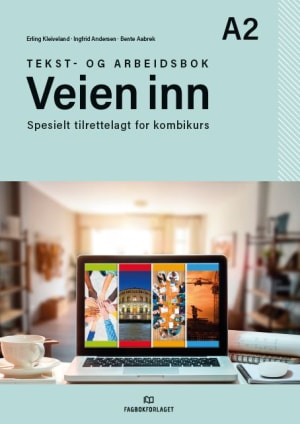 Veien inn A2 Tekst- og arbeidsbok for tavlevisning, d-bok