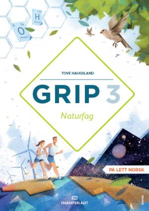 Grip 3 Naturfag Lærerveiledning, d-bok