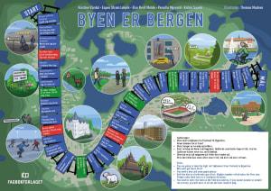 Byen er Bergen - spill