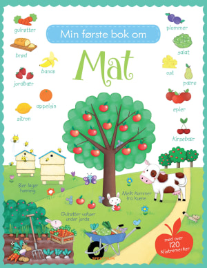 Min første bok om mat