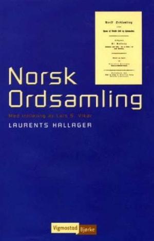Norsk ordsamling