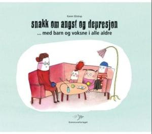 Snakk om angst og depresjon