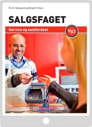 Salgsfaget vg3, d-bok