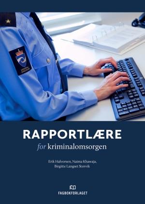 Rapportlære for kriminalomsorgen