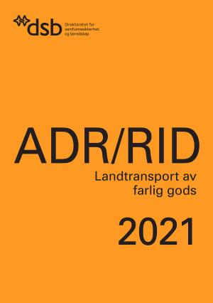 ADR/RID Landtransport av farlig gods 2021