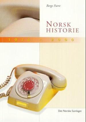 Norsk historie 1914-2000