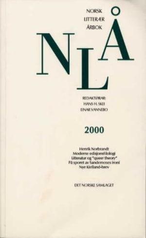 Norsk litterær årbok 2000
