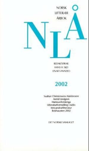 Norsk litterær årbok 2002