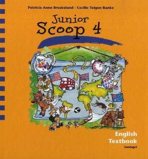 Junior Scoop 4 Textbook