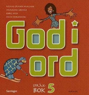 God i ord 5 Språkbok