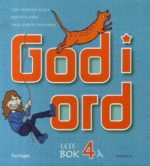 God i ord 4 Lesebok 4A NYN