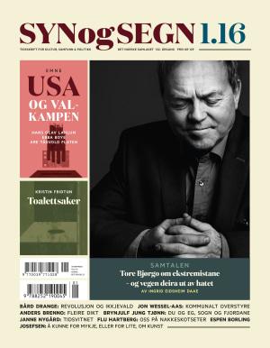 Syn og segn. Hefte 1-2016
