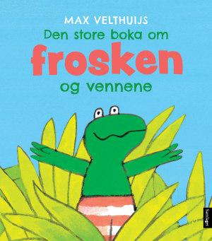 Den store boka om frosken og vennene